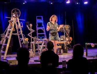 Montreal Fringe results <br>and upcoming Canadian Fringes
