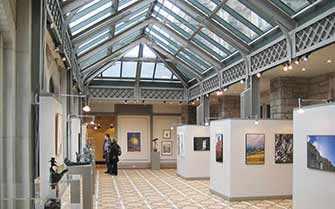 Galerie du Victoria Hall - Victoria Hall Gallery – WestmountMag.ca