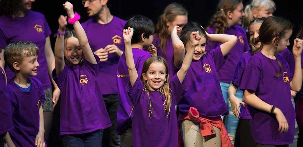 Geordie Theatre School – WestmountMag.ca
