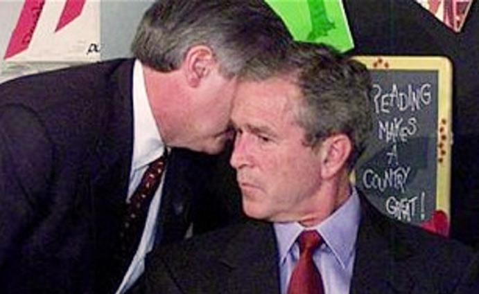 President George W. Bush 9/11