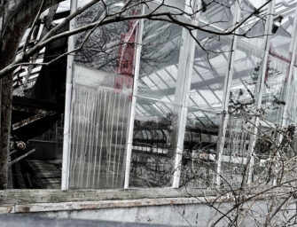 Glasshouses need <br>imagination to thrive /1