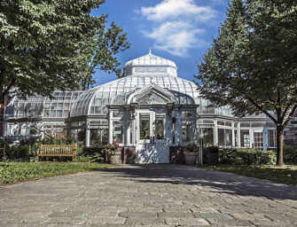 Work to finally begin at <br>the Westmount Conservatory