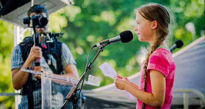 Greta Thurnberg - WestmountMag.ca