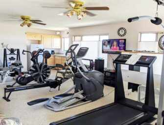 Real Estate Talk: Home gyms