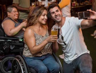 The Semaine québécoise <br>des personnes handicapées