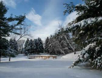 Cet hiver, on joue dehors <br>au parc jean-drapeau !