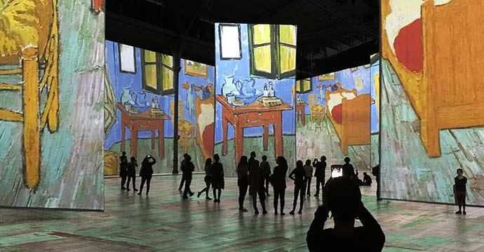 Imagine Van Gogh – WestmountMag.ca