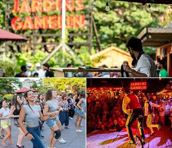 LES JARDINS GAMELIN - Du 30 mai au 15 septembre 2019 Place Émile-Gamelin, Quartier des spectacles – WestmountMag.ca