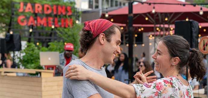 Jardins Gamelin - Danses – WestmountMag.ca