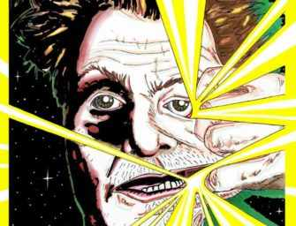This Light Never Goes Out: <br>dessins engagés de Jim Carrey
