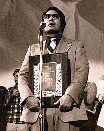Jim Jones, leader of the People's Temple cult - Westmountmag.ca