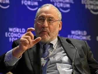 Joseph Stiglitz awarded <br>1st Atkinson Equality Prize