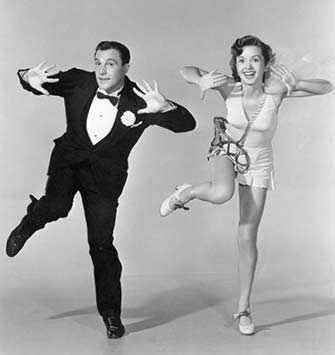 Gene Kelly and Debbie Reynolds - Westmountmag.ca