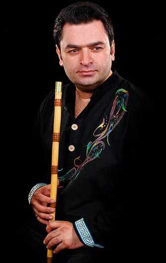 Le Centre des musiciens du monde - Kianoush Khalilian – WestmountMag.ca