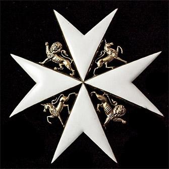Star of Venerable Order of St. John