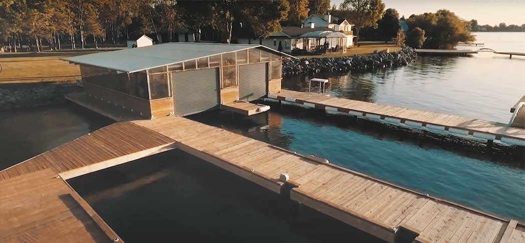 Lake's Flower Estate - Boathouse – WestmountMag.ca