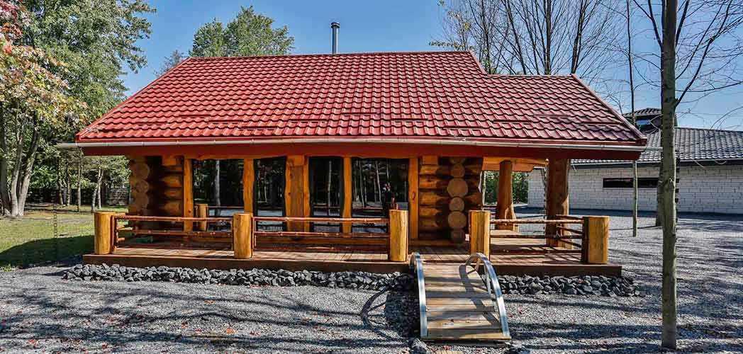 Lake's Flower Estate - sauna – WestmountMag.ca