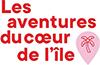 logo les aventures du coeur de l'ile