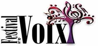 Logo Festival de la Voix