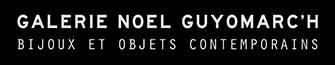 Logo - Galerie Noel Guyomarc'h