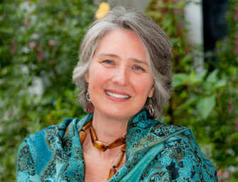 Author Conversations <br>with Louise Penny
