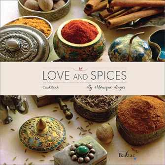 Love and Spices cookbook - WestmountMag.ca