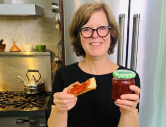 Learn to make jam with Susan