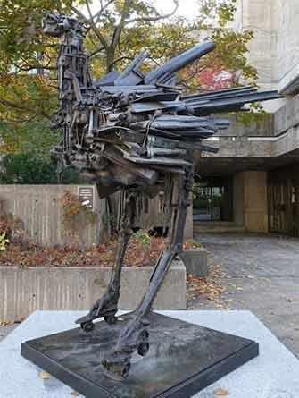 Jardin de sculptures du MBAM – WestmountMag.ca
