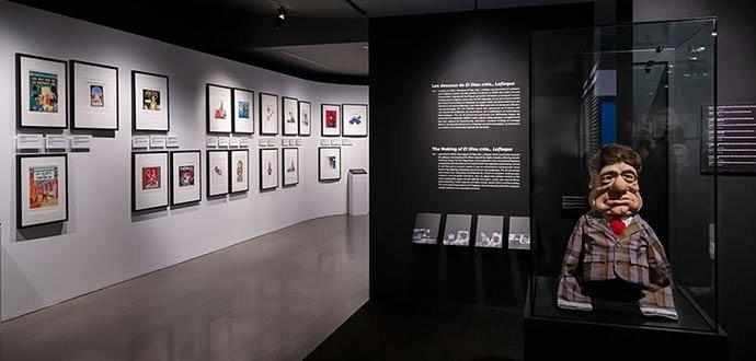 Chapleau - Profession : Caricaturiste, Musée McCord