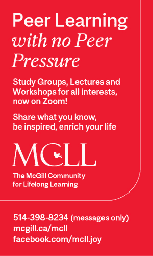 McGill Community of Lifelong Learners (MCLL)