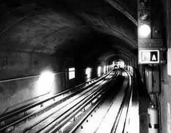 Metro tunnel - WestmountMag.ca
