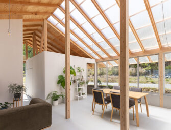 House in Minohshinmachi: <br>The gradation of Nature