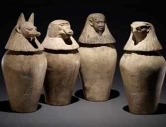 À voir dès la rentrée : <br>Momies égyptiennes