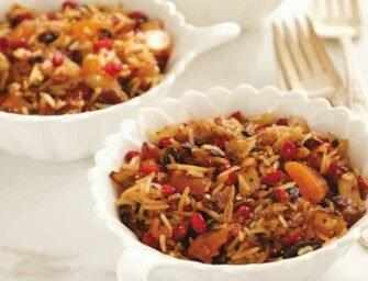 Love and Spices: <br>Festive Basmati Rice