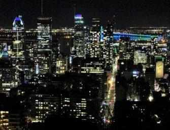 Montreal captured <br>under the spell of COVID-19