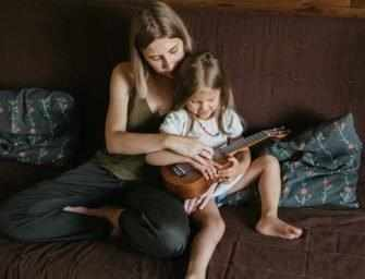 Choosing a musical <br>instrument for your child