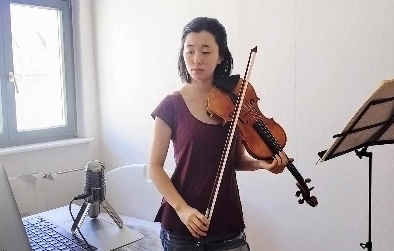 Sarah Yang - Orchestre national des jeunes du Canada