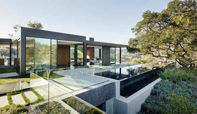 Résidence Oak Pass Beverly Hills, États-Unis