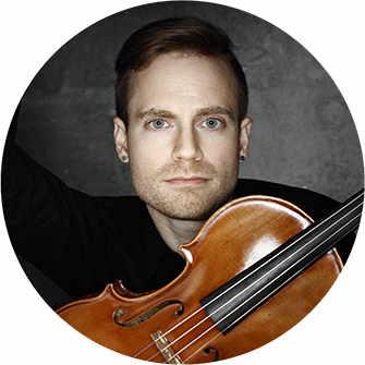 Marc Djokic, violin - OCM