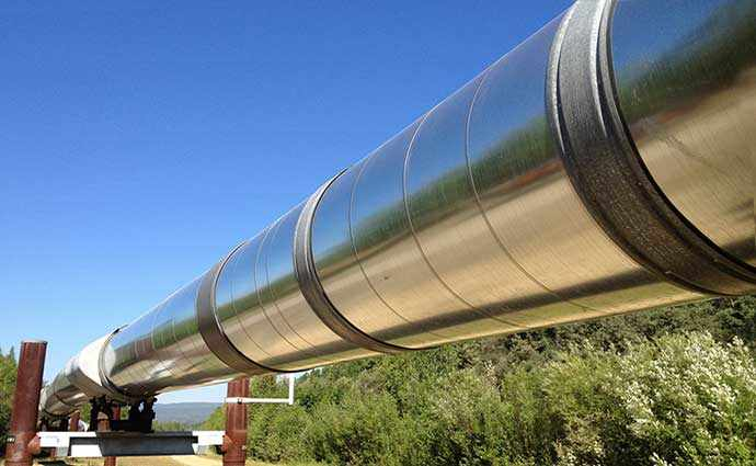 oil pipeline - WestmountMag.ca