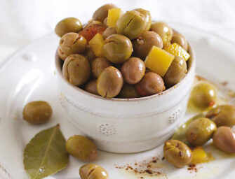 Love and Spices: Olive Tagine