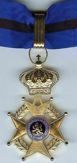 Order of Leopold II - WestmountMag.ca