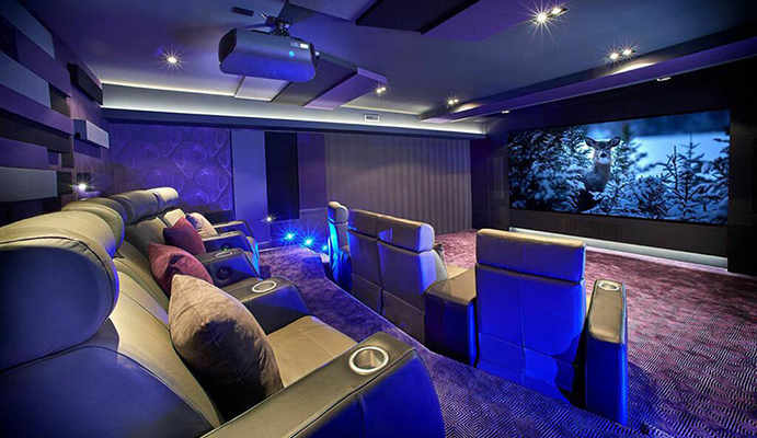 Cinema maison / Home Theatre