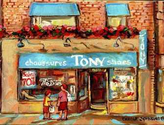 Chaussures Tony Shoes