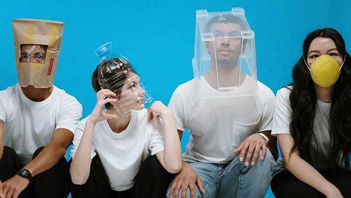 improvised masks - Westmountmag.ca