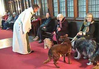 pet thanksgiving Westmount Park United Church - WestmountMag.ca