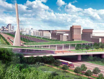 It's time to fast-track <br>the Dalle-Parc green bridge