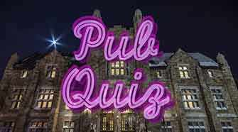 Pub Quiz Night - WestmountMag.ca
