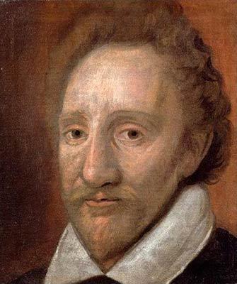 portrait of Richard Burbage