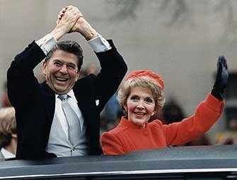 Ronald and Nancy Regan - WestmountMag.ca